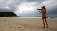 Nudists take a stand against moves to get them kicked off Birdie Beach | DailyTelegraph