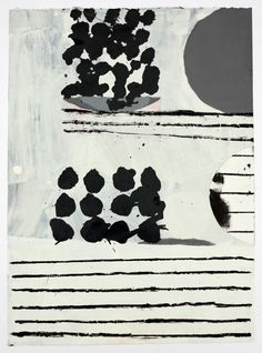 Painting Collage, Paintings I Love, Figure Painting, Collage Art, Illustration Design Graphique, Abstract Art, Abstract Paintings, Black And White Abstract, Mark Making