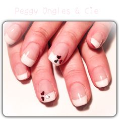 ongles mariage coeur. Black Bedroom Furniture Sets. Home Design Ideas