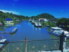 Biru Jembatan Siti Nurbaya