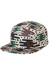 Mishka The Space Camo 5-Panel Hat in Earth
