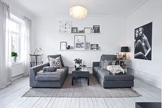 LUV DECOR: #19 OUR DREAMS CAN BE... GRAY!!!