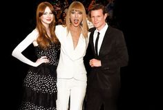 It's Taylor Swift. With Karen Gillan and Matt Smith. Your argument is beyond invalid. *Dies*