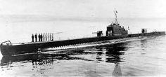 sous marin de 1500t Casabianca