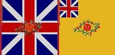 Le bandiere del reggimento