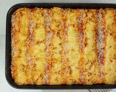 Ζύμη με το κοτόπουλο που σας περίσσεψε – foodaholics.gr Lasagna, Ethnic Recipes, Food, Essen, Meals, Yemek, Lasagne, Eten