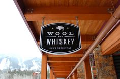 wool and whiskey // jackson, wyoming // via tomboy style