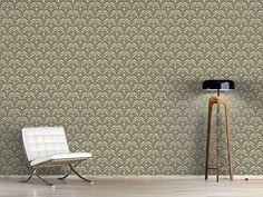Design #Tapete Aquaflora Verde Flora, Cottage, Curtains, Design, Home Decor, Self Adhesive Wallpaper, Wall Papers, Blinds, Decoration Home