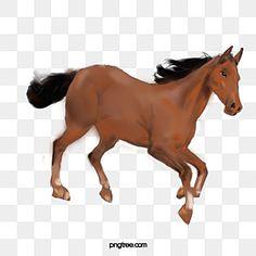 الحصان ناقلات صورة حصان المواد حصان الخيول الظلية كارتون جميل Png وملف Psd للتحميل مجانا Horse Pictures Horses Animals