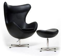 egg-chair-arne-jacobsen #EggChair