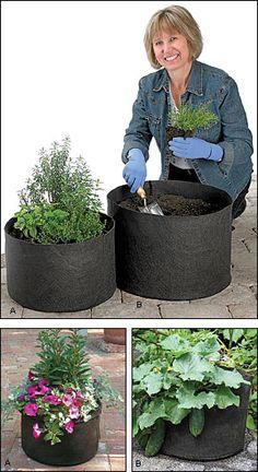 Smart Pot® - Gardening