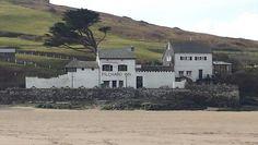 The Pilchard Inn, Burgh Island.