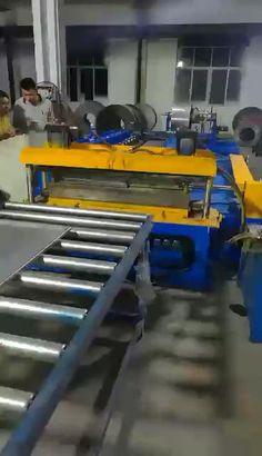 This is a steel door panel fabriacating video for making metal door panel sheet. Rolling Shutter, Free Facebook Likes, Roll Forming, Machine Video, Triceps Workout, Electrical Wiring, Steel Doors, Dessert Table, Workout Videos