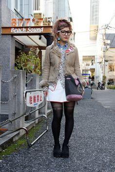 street snaps in japan