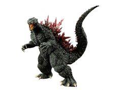 Chou Gekizou Series - Godzilla 2000 Figure - Godzilla Figures