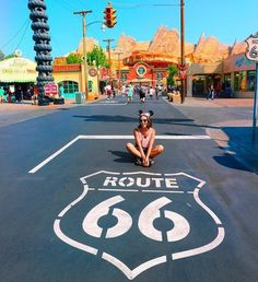 I tried taking a pic like this it didn't turn out so good Disneyland Trip, Cars Land Disneyland, Disneyland Outfit Summer, Disneyland Orlando, Disneyland California, Disney California Adventure, Disneyland Photos, Disney Vacations, Disney World Pictures