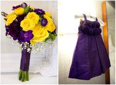 Gelb, Blau und Lila Hochzeit Ideen – 2014 Hochzeitsfarben Trend | Optimale Karten für Verschiedene Anlässe