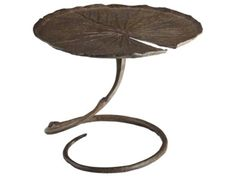 Shop for Baker Lotus Table, 4068, and other Living Room Tables at Goods Home Furnishings in North Carolina Discount Furniture Stores Outlets. Inspired by the dramatic photography of Karl Blossfeldt and his belief that nature offers a teeming richness of form, the Lotus captures the nuance of nature in working sculpture.