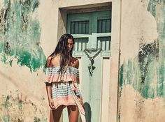 Join Mara Hoffman Swim On A Sun-Kissed Trip To Mexico
