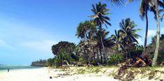Sand Island Beach: Idyllic beach life near Mombasa