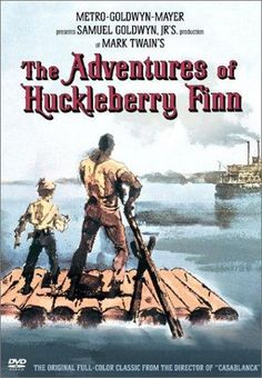 I need to write a newspaper article on Huckleberry Finn. My part is