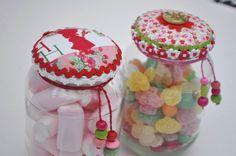 recuerdos de baby shower con material reciclable - Buscar con Google
