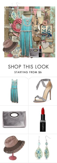 """""""Untitled #4408"""" by empathetic ❤ liked on Polyvore featuring Alexandre Birman, Donald J Pliner, Smashbox and Kim Rogers"""