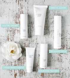 Genius product styling and post labeling. BeautyMint – Personalized Skin Care by Jessica Simpson Skin Care Regimen, Skin Care Tips, Organic Skin Care, Natural Skin Care, Natural Beauty, Jessica Simpson Hair, Skin Care Routine For 20s, Happy Skin, Skin Care Remedies