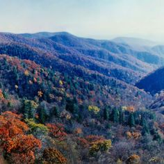 Waynesville, NC ~ Located within the Appalachian Mountain Range and Smoky Mountains.