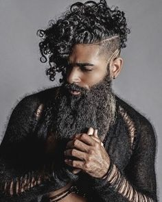 hair beauty - 15 Killer Undercut Hairstyles for Black Men New Natural Hairstyles Natural Hair Men, New Natural Hairstyles, Curly Hair Men, Natural Hair Styles, Hair Afro, Black Men Haircuts, Black Men Hairstyles, Undercut Hairstyles, Braided Hairstyles