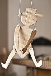 Resultado de imagem para bonecos de cardboard