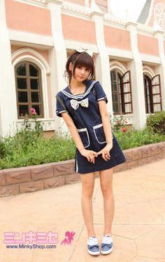 Sailor style!