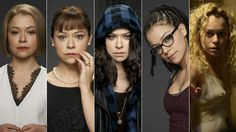 "Before BBC America's sublime sci-fi thriller ""Orphan Black"" returns for Season catch up on Season 1 with dossier of the most important milestones. Up first: Revisit all the clones played by star Tatiana Maslany. Orphan Black, Jay Baruchel, Jessica Jones Marvel, Broad City, Idris Elba, Amy Poehler, Peaky Blinders, Cillian Murphy, The Cw"