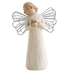 Demdaco Willow Tree Angel of Healing Figurine