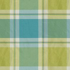 513 Aqua/Green  Palm Beach Fabrics