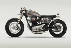 Motorcycle Club: современная мода на ретро-байки. Изображение №14.