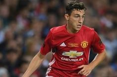 Manchester United defender Matteo Darmian is not getting regular game time under José Mourinho so far this season and is  Source
