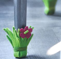 Are you interested in our chair leg Protectors? With our fun indoor felt plants you need look no further.