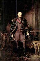 Esterházy Pál a király személye körüli miniszter