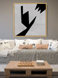 Abstract Canvas Art - Large Painting on Canvas, Contemporary Wall Art, Original Oversize Painting Large Abstract Wall Art, Large Canvas Art, Colorful Wall Art, Large Painting, Oversized Canvas Art, Mid Century Wall Art, Contemporary Wall Art, Modern Wall, Extra Large Wall Art