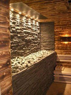 Saunas, Sauna Steam Room, Sauna Room, Modern Exterior, Exterior Design, Jacuzzi, Piscina Spa, Indoor Sauna, Hotel Floor Plan