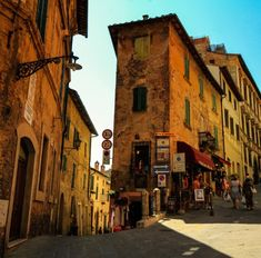 Montepulciano | Italy - Passport Life Under The Tuscan Sun, Florence Tuscany, Passport, Street View, France, Places, Life, Traveling, The World