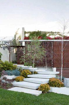 Réaliser des escaliers dans son jardin! Voici 20 idées pour vous inspirer...