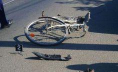 Biciclist lovit cu portiera de un sofer neatent - Barlad - BDB NEWS