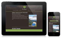 Didier Gastro Art fait confiance à l'agence Web4 pour la création de son nouveau site internet www.gastart.ch en ligne maintenant!
