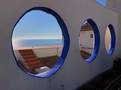 Overlooking the Mediterranean Sea http://ift.tt/2C2cAaE