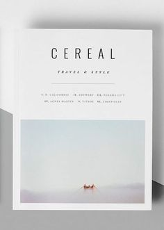 10 Conscious Travel Magazines Inspiring Wanderlust + Cultural Appreciation - Inspire Me - Layout Design, Print Layout, Diy Design, Layout Inspiration, Graphic Design Inspiration, Mise En Page Portfolio, Cereal Magazine, What Is Fashion Designing, Magazin Covers