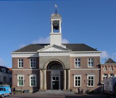 Oud Stadhuis (Old  City Hall) Harderwijk (Holland)