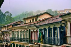 ouro preto #Brazil |  Photo By - Nic B.