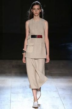 Victoria Beckham Spring 2015 Ready-to-Wear Fashion Show: Complete Collection - Style.com